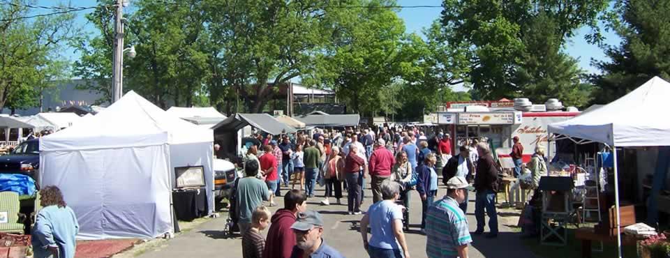 2021 Allegan Spring Antiques Market